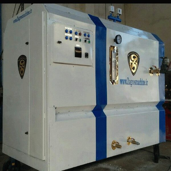 کارواش نانو بخار مدل 750 تمام اتوماتیک