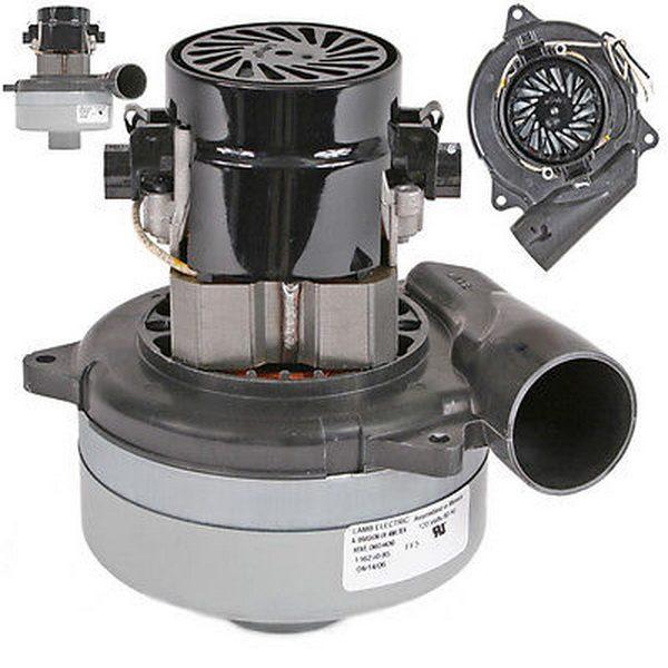 موتور وکیوم اگزوزدار مدل AMETEK