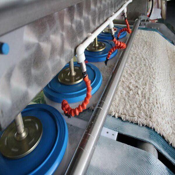 قالیشویی تمام اتوماتیک مدل KM800