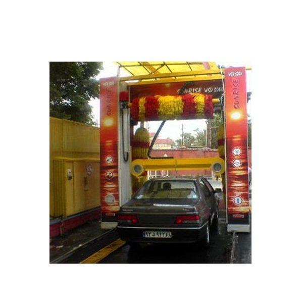 کارواش دروازه ای فول اتومات TOZMER