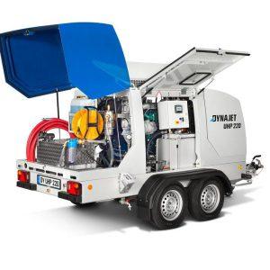 جت ماشین 2800/36 بار آبسرد(dynajet-UHP220)