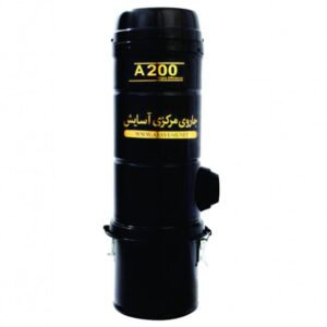 جاروبرقی مرکزی آسایش-کلین کالا تک موتوره مدل A200