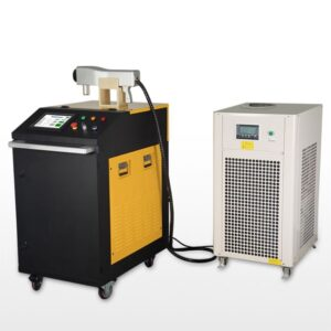 دستگاه رسوب زدایی – زنگ زدایی -MRJ-FLC500C 500W Powerful Laser Cleaner For Coating Removal