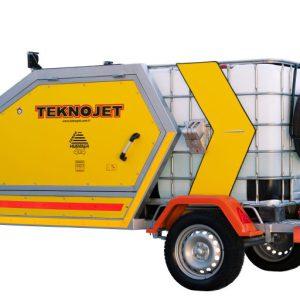واتر جت آبسرد دیزل 200 بار- teknojet 30-litr