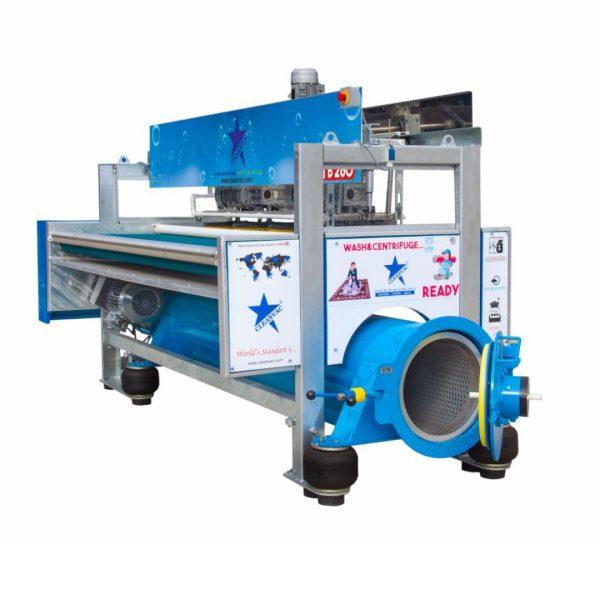 دستگاه قالیشویی ترکیبی مدل combi 320-b