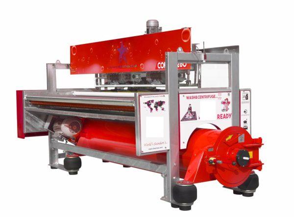 دستگاه قالیشویی شستشو و آبگیر -combi -320